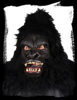 Professional Oversized Tree Hugger Gorilla Ape Halloween Costume Mask