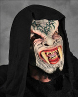 Gothic Bloodlines Vampire Dracula Evil Fanged Beast Halloween Costume Mask