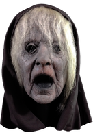The Wraith Ghost Spirit Apparition Witch Hag Halloween Costume Mask
