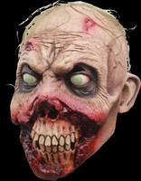 Rotten Gums Gory Zombie Corpse Walker Gore Halloween Costume Mask