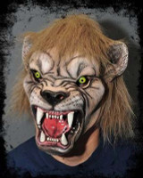 Lion Realistic Scary  Halloween Costume Mask