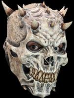Spikes Skull Demon Creature Devil Skeleton Halloween Costume Mask