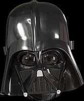 Child's Kids Star Wars Movie Darth Vader Halloween Mask Costume