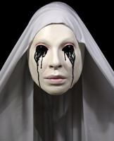 Asylum Nun American Horror Story Creepy Season 2 Halloween Costume Mask