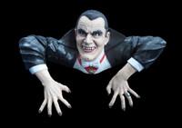 Life Size Count Dracula Vampire Grave Walker Torso Halloween Prop Decoration