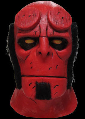 dark horse comics hellboy hell boy red devil halloween costume mask