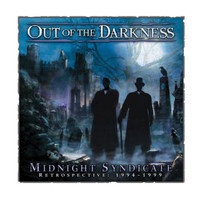 Out of the Darkness Midnight Syndicate Halloween CD Soundtrack Music