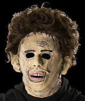 Texas Chainsaw Classic Leatherface Halloween Mask Prop