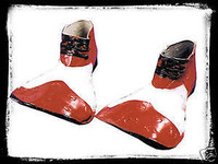 R&W Insane Clown Posse Juggalo Halloween Costume Shoes