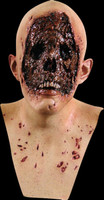 No Face Skinned Gory Walking Dead Bloody Zombie Corpse Halloween Costume Mask