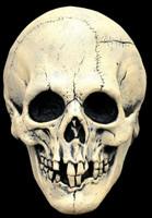 Nightowl Bone Actual Human Skull Dimensions Very Detailed Halloween Costume Mask