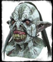 Lord of the Rings Battle Orc Creature Halloween Costume Mask
