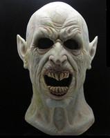 Gothic Night Creature Vampire Nosferatu Demon Vampyre Halloween Costume Mask