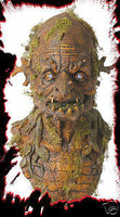 Extreme Forest Tree Wicked Witch Troll Creature Halloween Costume Mask