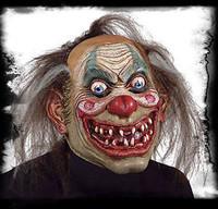 Carnival Drifter Juggalo Insane Clown Halloween Mask
