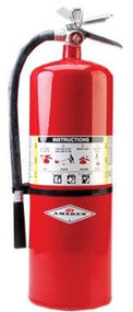 Amerex A411 (20 lb) ABC Multi-Purpose  Dry Chemical Fire Extinguisher
