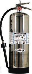 Amerex 250 (2.5 gal.) AFFF Foam  Fire Extinguisher