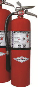 Amerex B460 (10 lbs.) Purple K Dry Chemical Fire Extinguisher