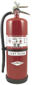 Amerex 568 (30 lbs.) High Performance Dry Chemical Fire Extinguisher