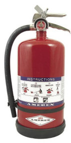 Amerex 595 (13.2 lbs.) High Performance Dry Chemical Fire Extinguisher