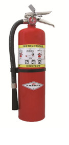 Amerex B453 (5.5 lbs.) Regular Dry Chemical Fire Extinguisher