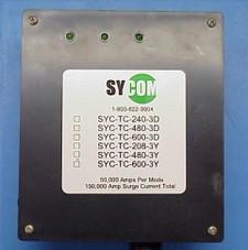 SYC-TC-600-3D Sycom 3 Phase Delta 600 Volts