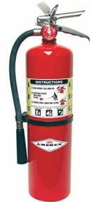 Amerex B441 (10 lbs) ABC Multi-Purpose  Dry Chemical Fire Extinguisher