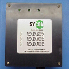 Sycom SYC-TC-480-3D  Three Phase Delta 480 Volts