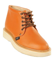 Original Michel Boot Co. Nappa Leather Casual Ankle Boot