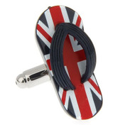 British Flag Flip-Flops Cufflinks (V-CF-71160)