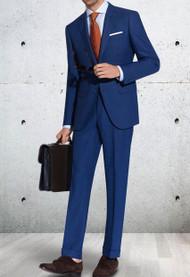 Trend 2-Button Super 140's Wool Suit - Ultra Slim Fit