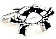 Cancer Crab Zodiac Cufflinks (V-CF-70327)