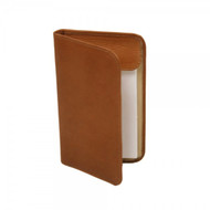 Piel Leather Mini Note Tablet Padfolio