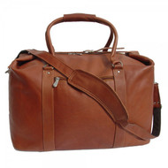 Piel Leather Large Compartment Carry-On Bag