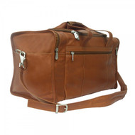 Piel Leather Travel Duffel Bag