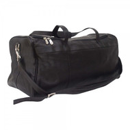 Piel Leather Large Duffle Bag