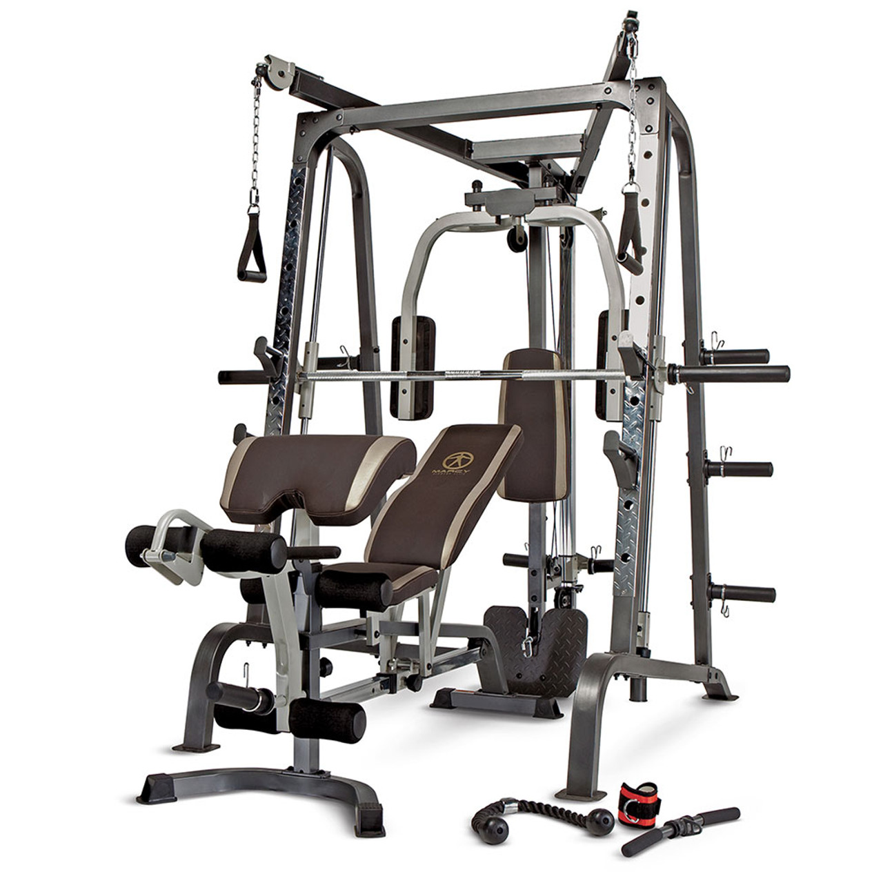 Home Exercise Equipment Price: The Best Quality Brand Smith Machine Home Gym MD-9010G