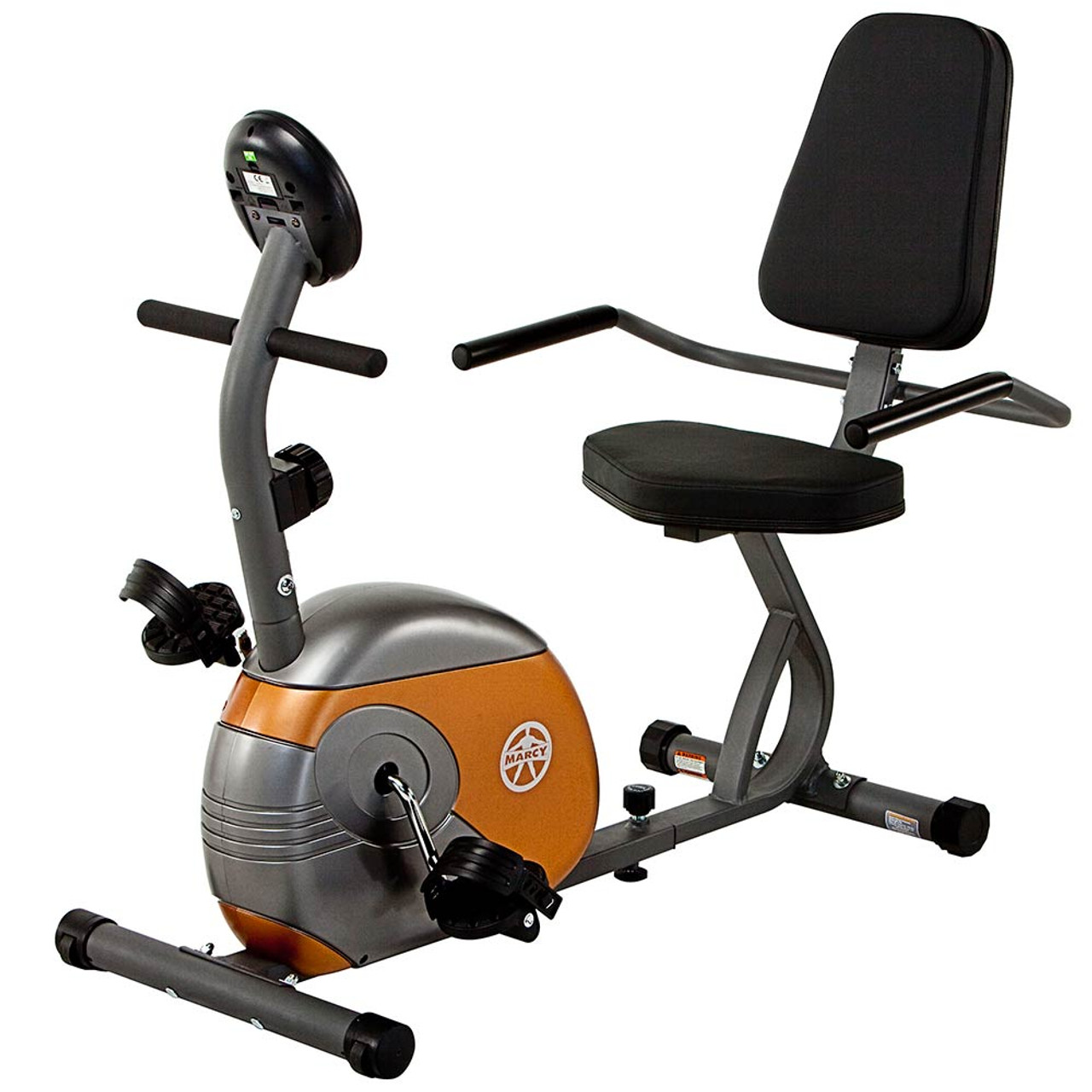 Recumbent bike marcy me quality cardio exercise