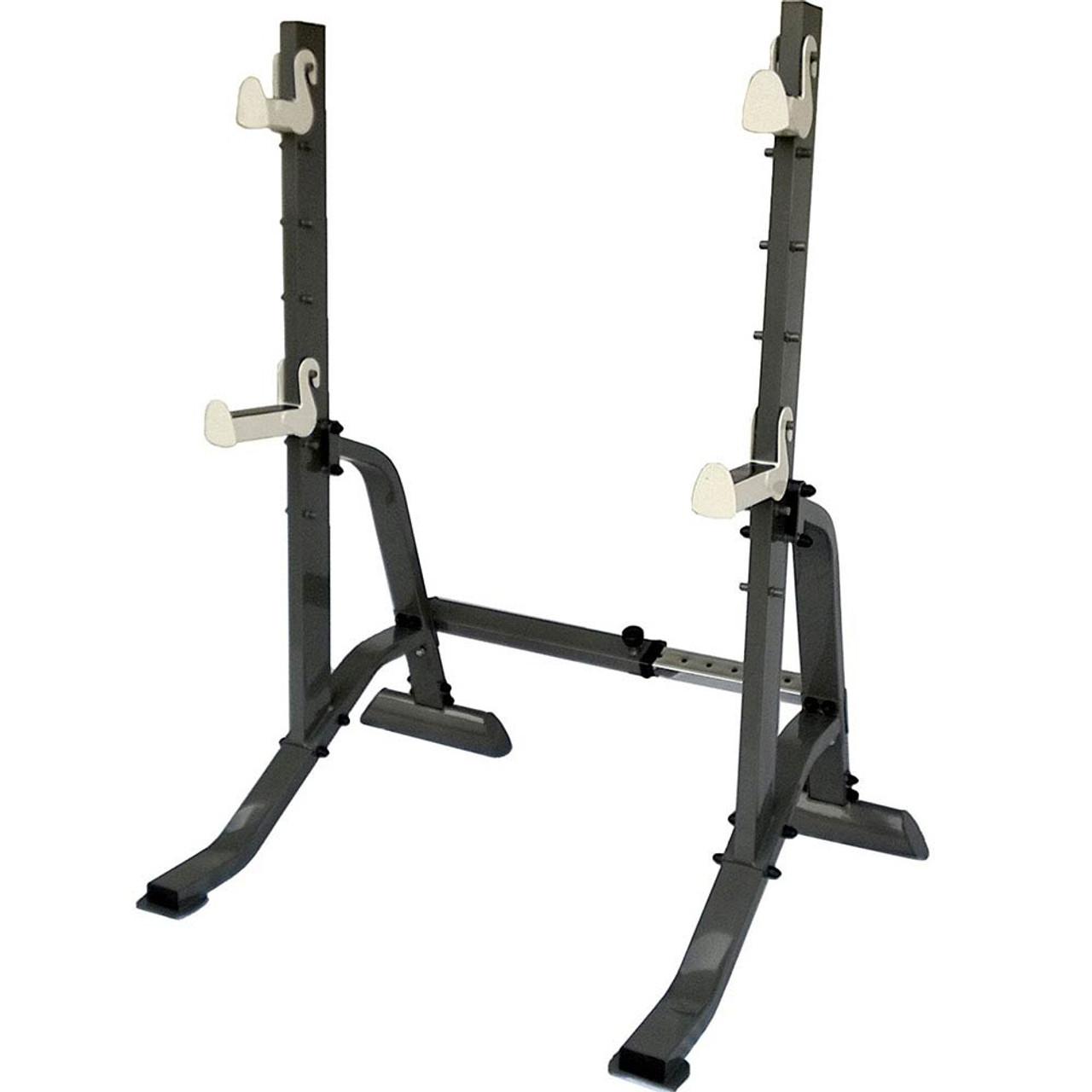 Weight Rack Walmart: Marcy Adjustable Squat Rack