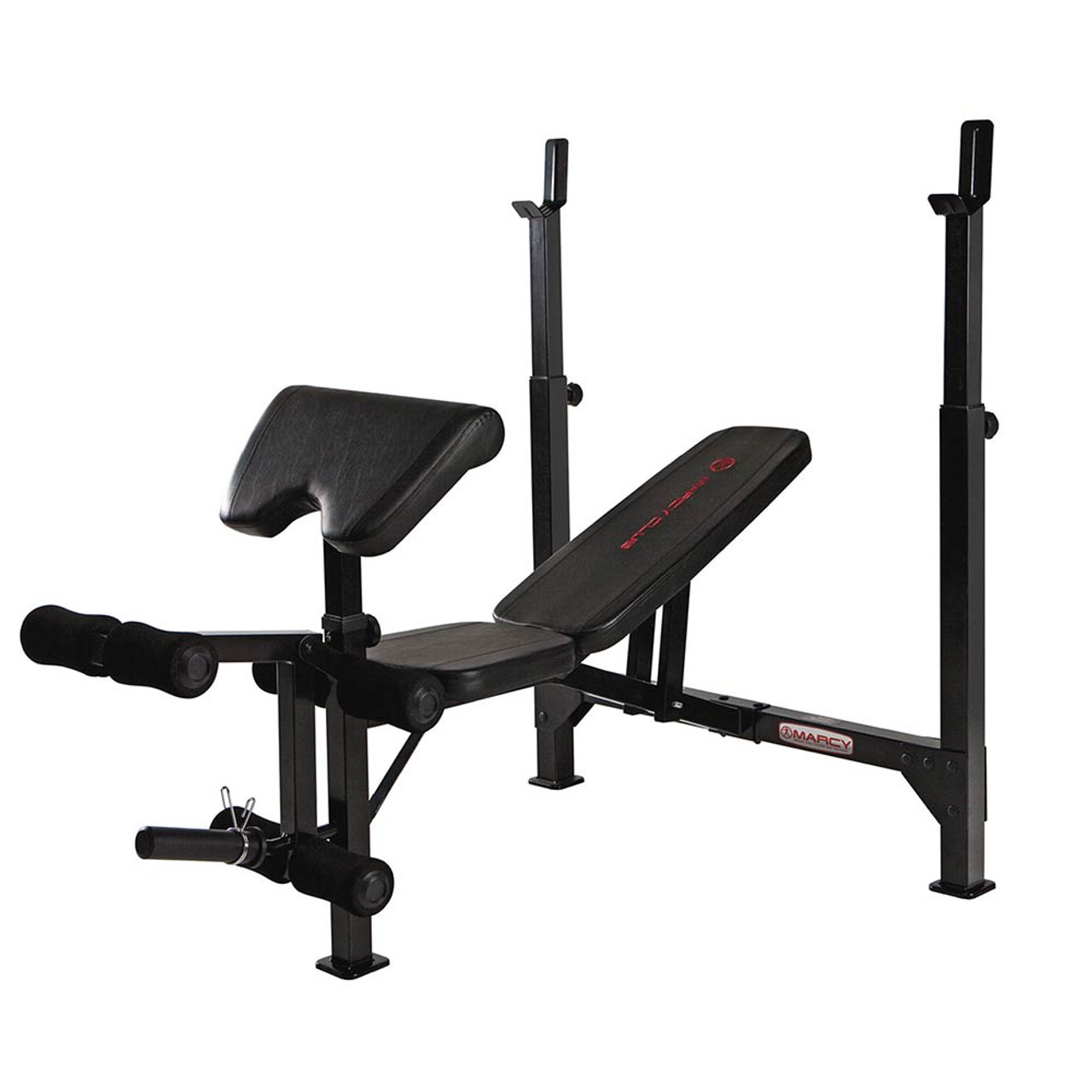 Marcy club olympic weight bench mkb 733 quality strength products Weight bench and weights