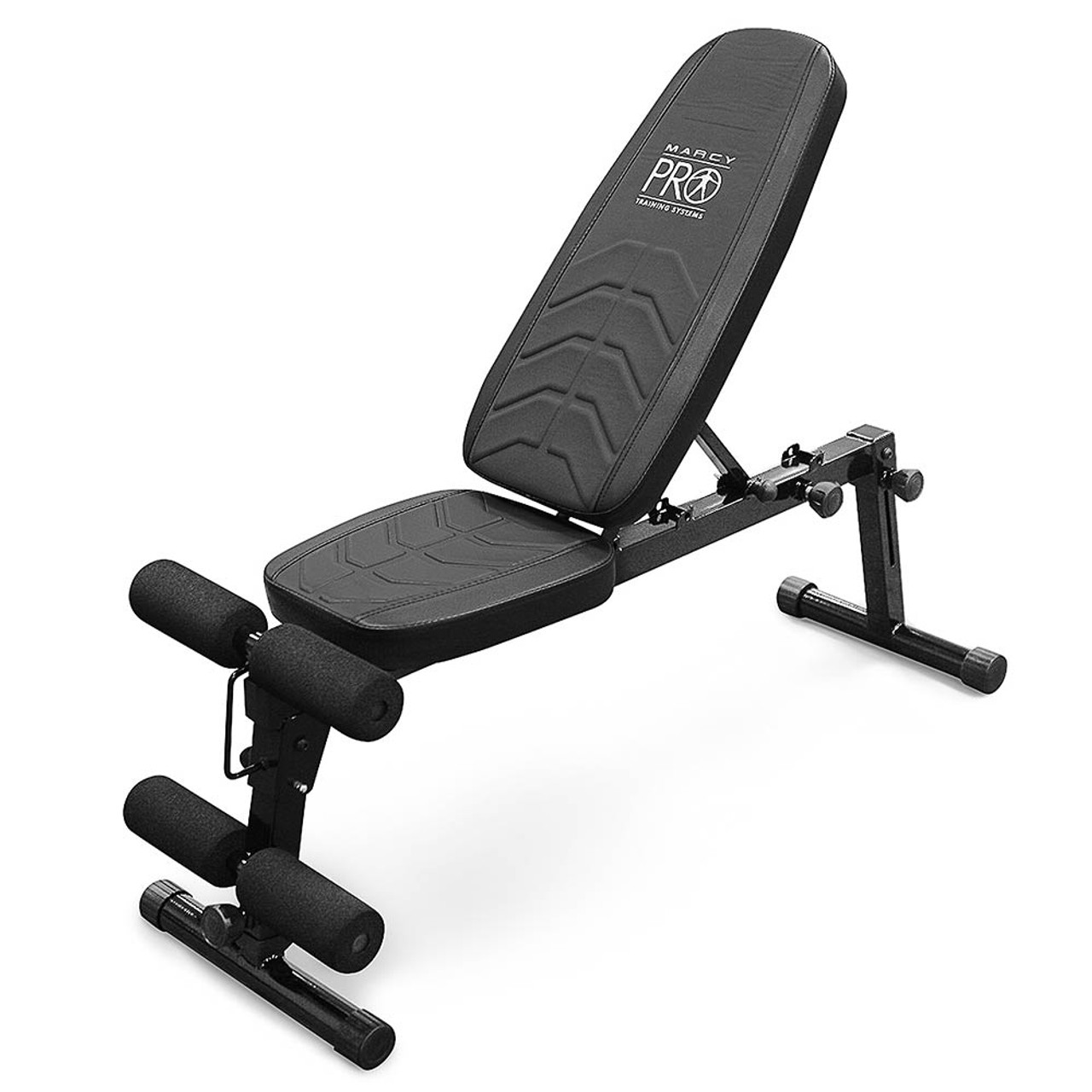 Marcy Pro Utility Bench Pm 10110 Quality Strength Products