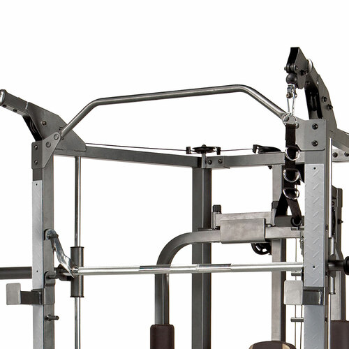 The Marcy Smith Machine SM-4008 has a pull up bar