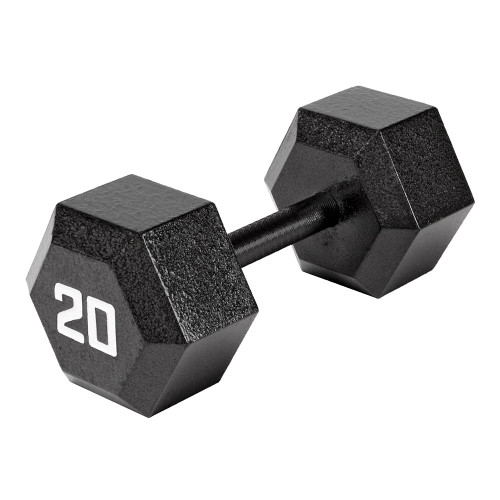 Marcy 20 LB. ECO Hex Dumbbell| IV-2020