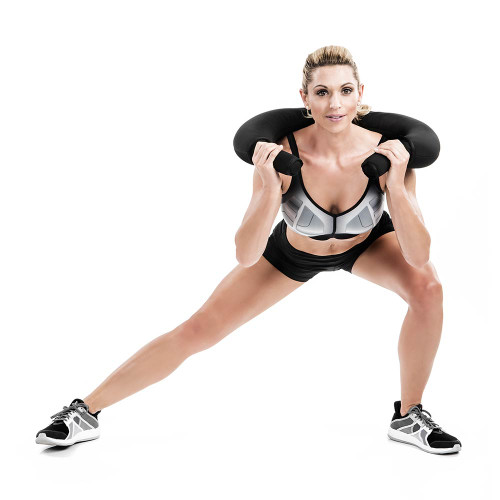 Kim Lyons using Bionic Body Shoulder Bag