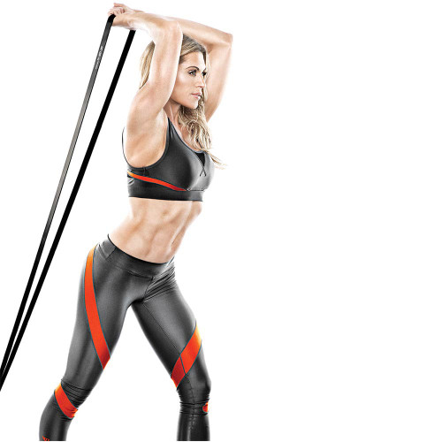 Bionic Body 20 lbs to 35 lbs Super Band in use