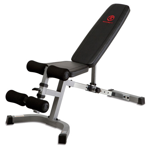 The Marcy SB-510 Utility Bench is essential to building the best home gym