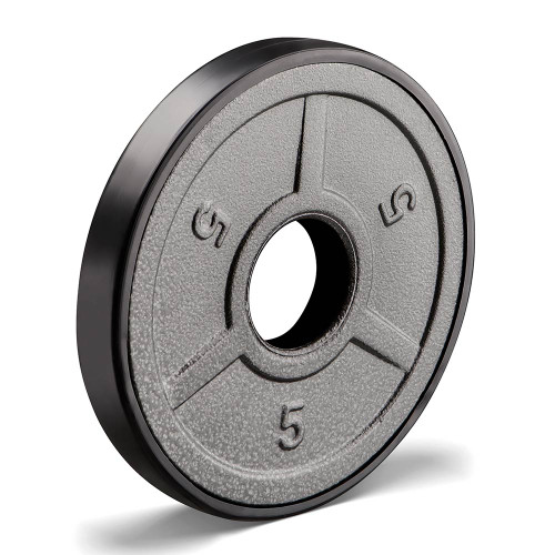 Dumbbells For Sale >> 5 LB. Classic Olympic Plate | MCW-5 High Quality Heavy Duty Plates