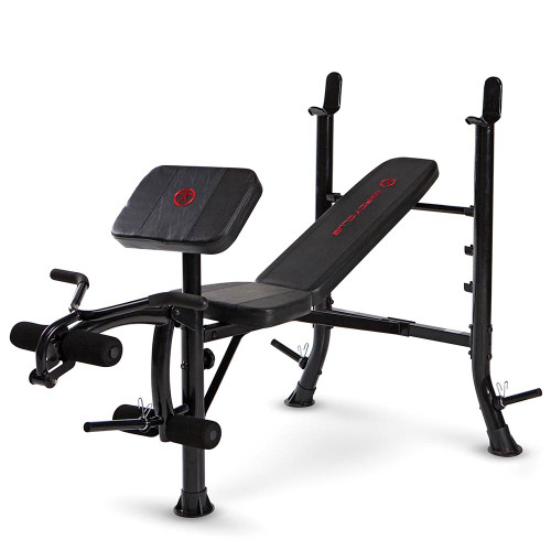 Marcy Club Standard Bench Mkb 367rh Quality Strength