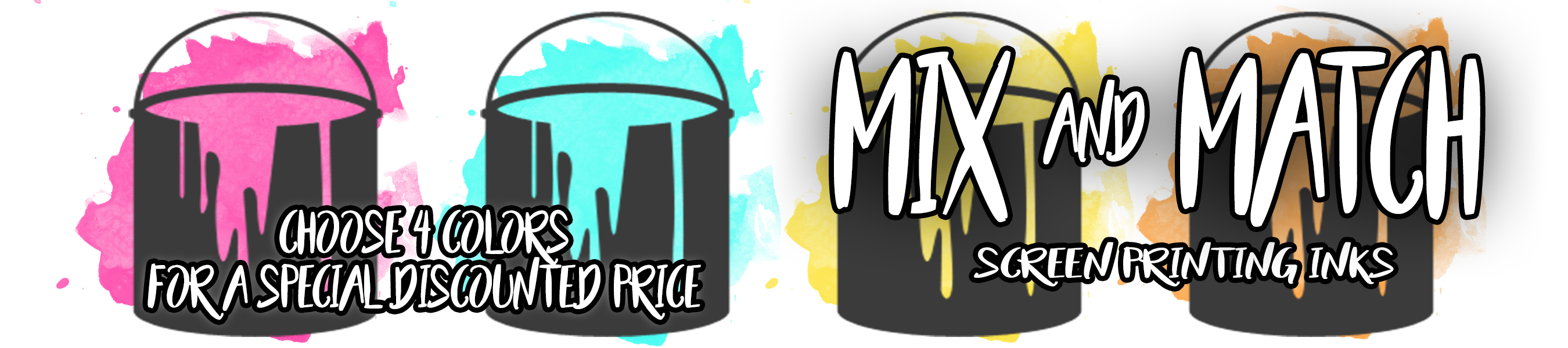 Mix and Match Inks