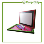 """16"""" Ultimate Smoothing Roller Squeegee Kit"""